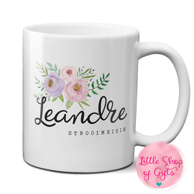 Wedding / Bridal Party Mug