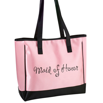Maid Of Honor Tote - LAST STOCK